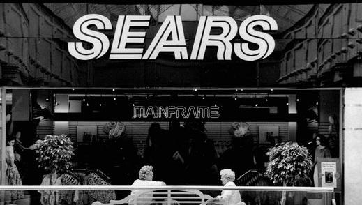 Sears operated in Irondequoit at the Medley Centre site for roughly 26 years.