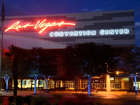 Hundreds of thousands of attendees will visit the Las Vegas Convention Center for CES (Consumer Electronics Show), NCB (Night Club & Bar), NAB (National Association of Broadcasters), MAGIC, and our personal favorite, the International Pizza Expo.