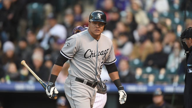 Avisail Garcia  was limited to 46 games in 2014 because of a torn labrum and avulsion fracture in his left shoulder sustained in the second week of the season.