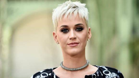 """Katy Perry feels """"liberated"""" in her 30s."""