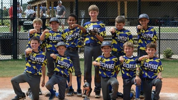 The Bomb Squad Elite 10U baseball team won the Global World Series last weekend in Spartanburg, S.C.