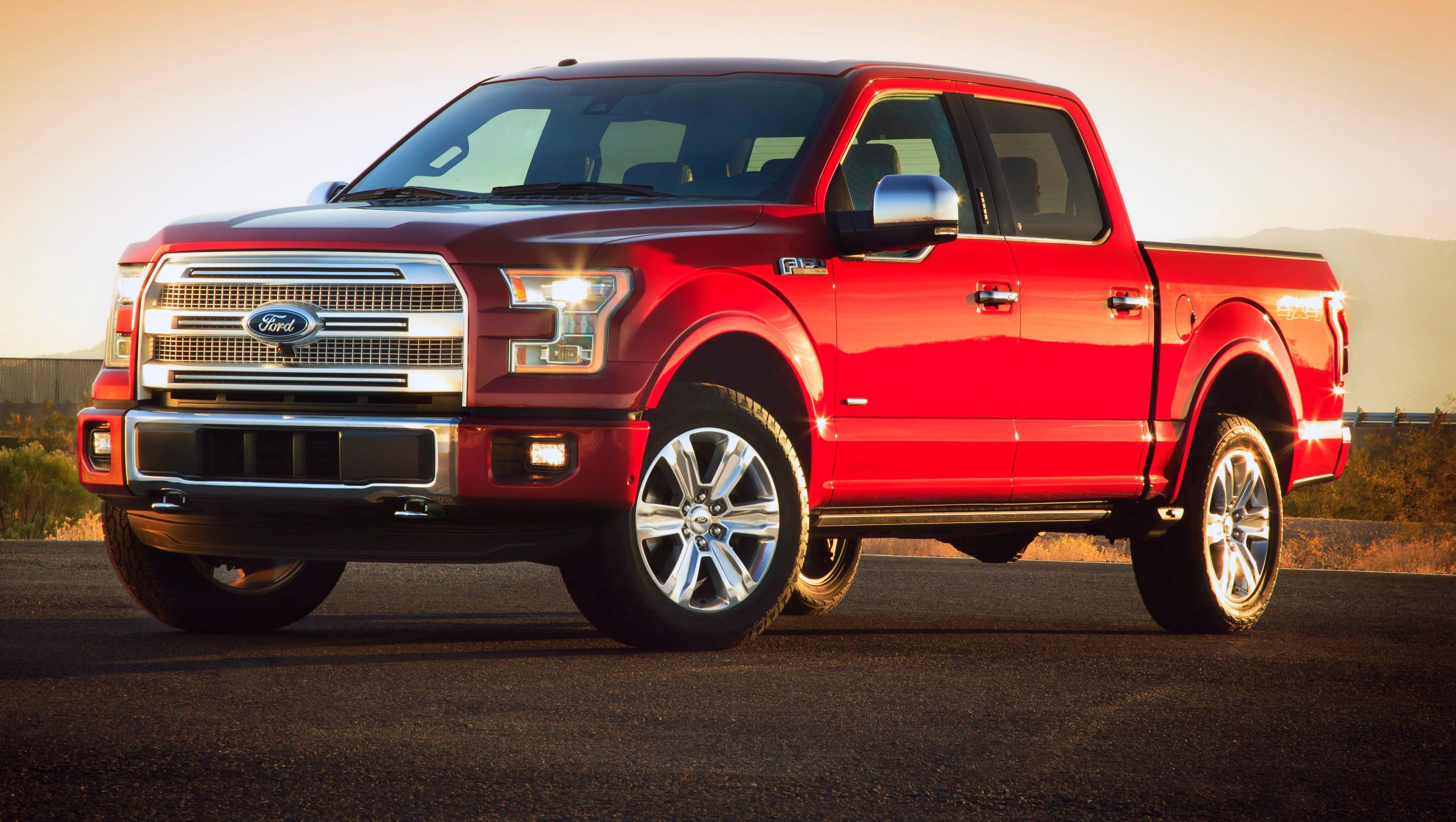 Ford, GM, Chrysler Cash In On Posh Pickups
