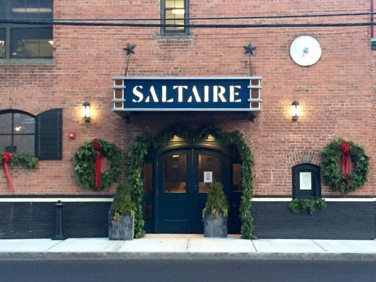 Saltaire Oyster Bar and Fish House, Port Chester.