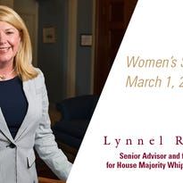 The University of Louisiana Monroe will host a Women's Symposium on Tuesday, March 1.