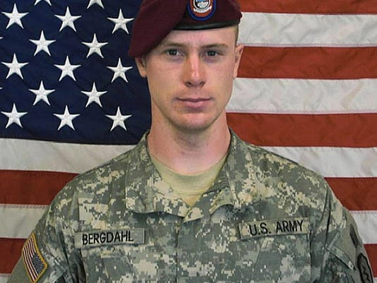 EPA FILE USA BERGDAHL CHARGED CLJ DEFENCE CONFLICTS (GENERAL) CRIME USA