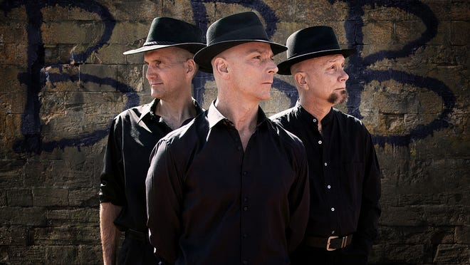 The Bresnan Blues Band. Credit: The Bresnan Blues Band.