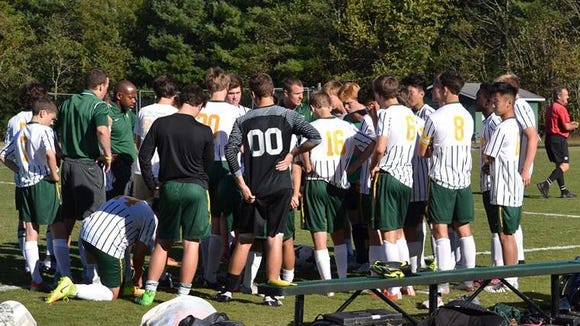 The Christ School soccer team is 14-5-0 heading into the NCISAA 3-A playoffs.