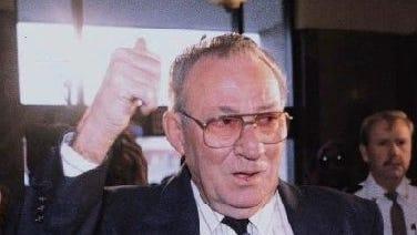 Former Warren County sheriff Paul Barrett