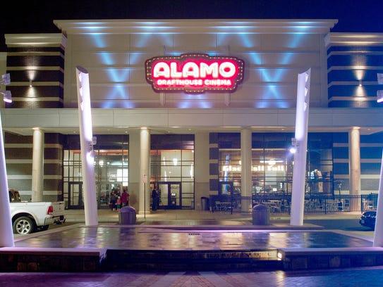 The Alamo Drafthouse Cinema in Ashburn, Virginia.