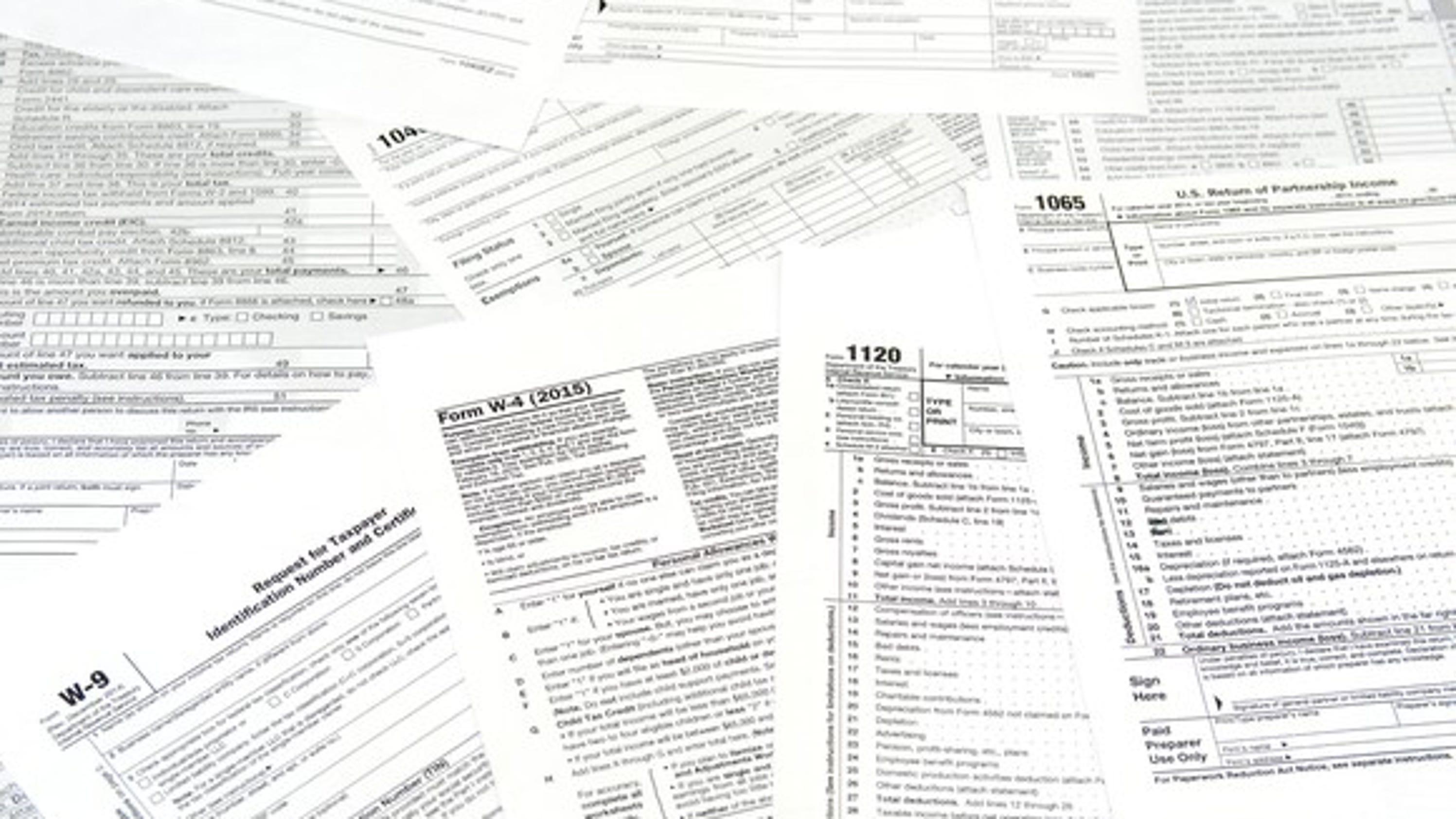 Tax filing tradeoffs am i filing the right 1040 form falaconquin