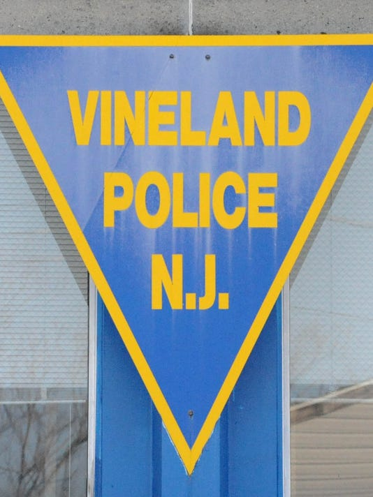 VINELAND POLICE FOR CAROUSEL