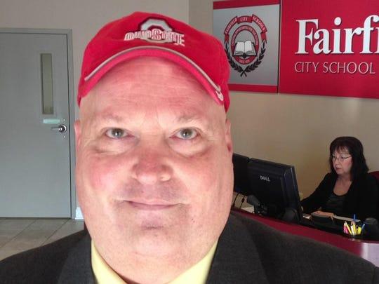 Fairfield Freshman School teacher Gil Voigt was fired