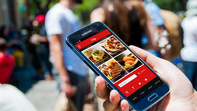 Yelp helps users find businesses, and read user reviews. But some can abuse the relative anonymity of the service.