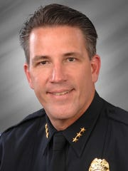 New Photo of Fort Myers Police Chief Doug Baker, for archives...