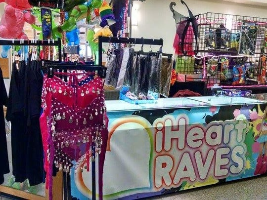 Madness the Party Shop is located inside the Sequoia Mall along Mooney Blvd. in Visalia.