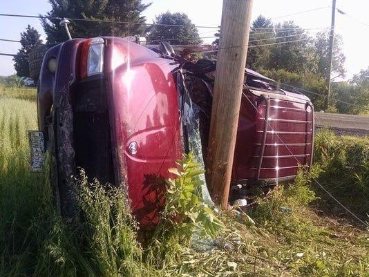 Enfield crash