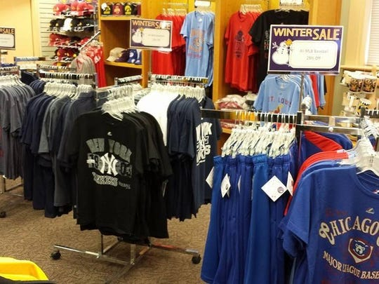 The Stadium Store has relocated to West Des Moines.