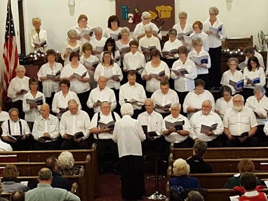 2016 Traveling Country Choir