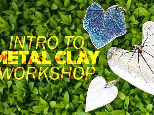 5 things clay workshop