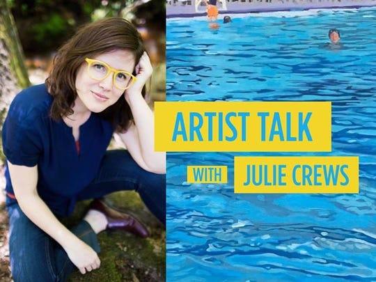 5 Things julie crews artist talk