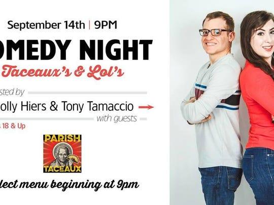 event_PT Comedy Night