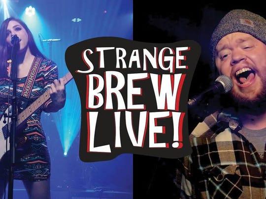 event-strange brew