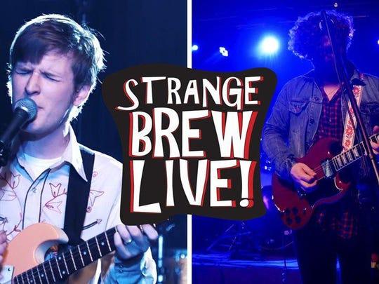 Strange Brew Live
