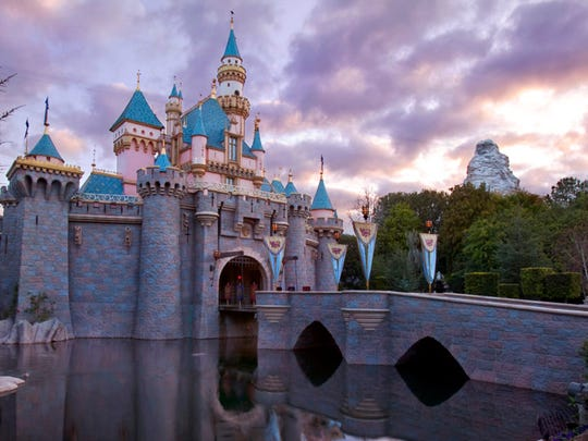 Construction worker killed in accident at Disneyland