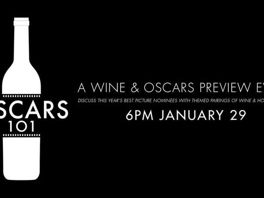 Wine and Oscars
