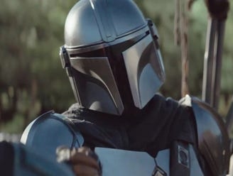 The Mandalorian on Disney+, possibly delivered to you by Limelight Networks.