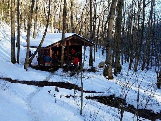 Bill Sauber AT tent snow.jpg