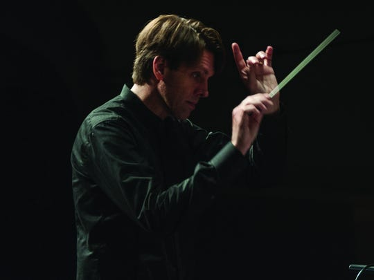 Michael Butterman, conductor for the Shreveport Symphony Orchestra.