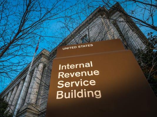 AP IRS TAX DAY A USA DC