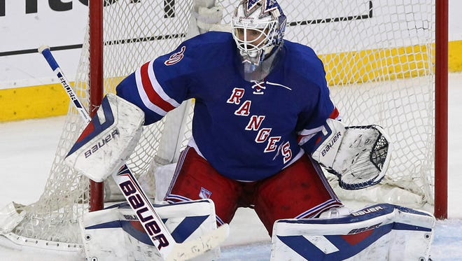 Henrik Lundqvist may be the Rangers' best chance of upsetting Pittsburgh.