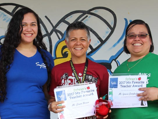 Congratulations to Agana Heights Elementary School's