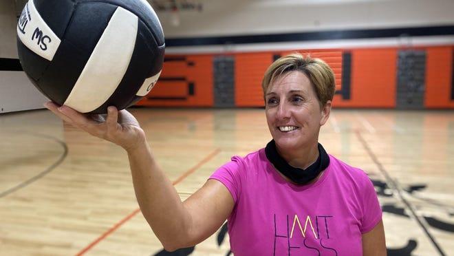 Bev Marley has returned as volleyball coach at Southwest after a five-year hiatus from the sport.