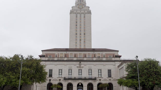 An employee at the University of Texas has died after contracting the coronavirus, according to the university [NICK WAGNER/AMERICAN-STATESMAN].