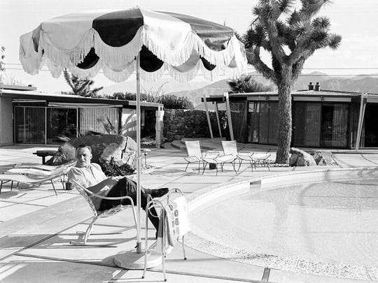 Frank Sinatra Documentary Takes Deep Dive Into His Life In Palm Springs