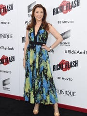 Actress Donna Murphy attends the New York premier of 'Ricki And The Flash' at AMC Lincoln Square Theater on August 3, 2015 in New York City.