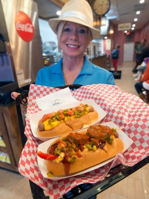 Cyndi Mastaw is bringing hot dogs and smoked brisket sandwiches to the Warrington area with the opening of Charlie Graingers on Navy Blvd.