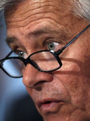 Former Republican Senate Majority Leader Dean Skelos, who has been found guilty on federal corruption charges.