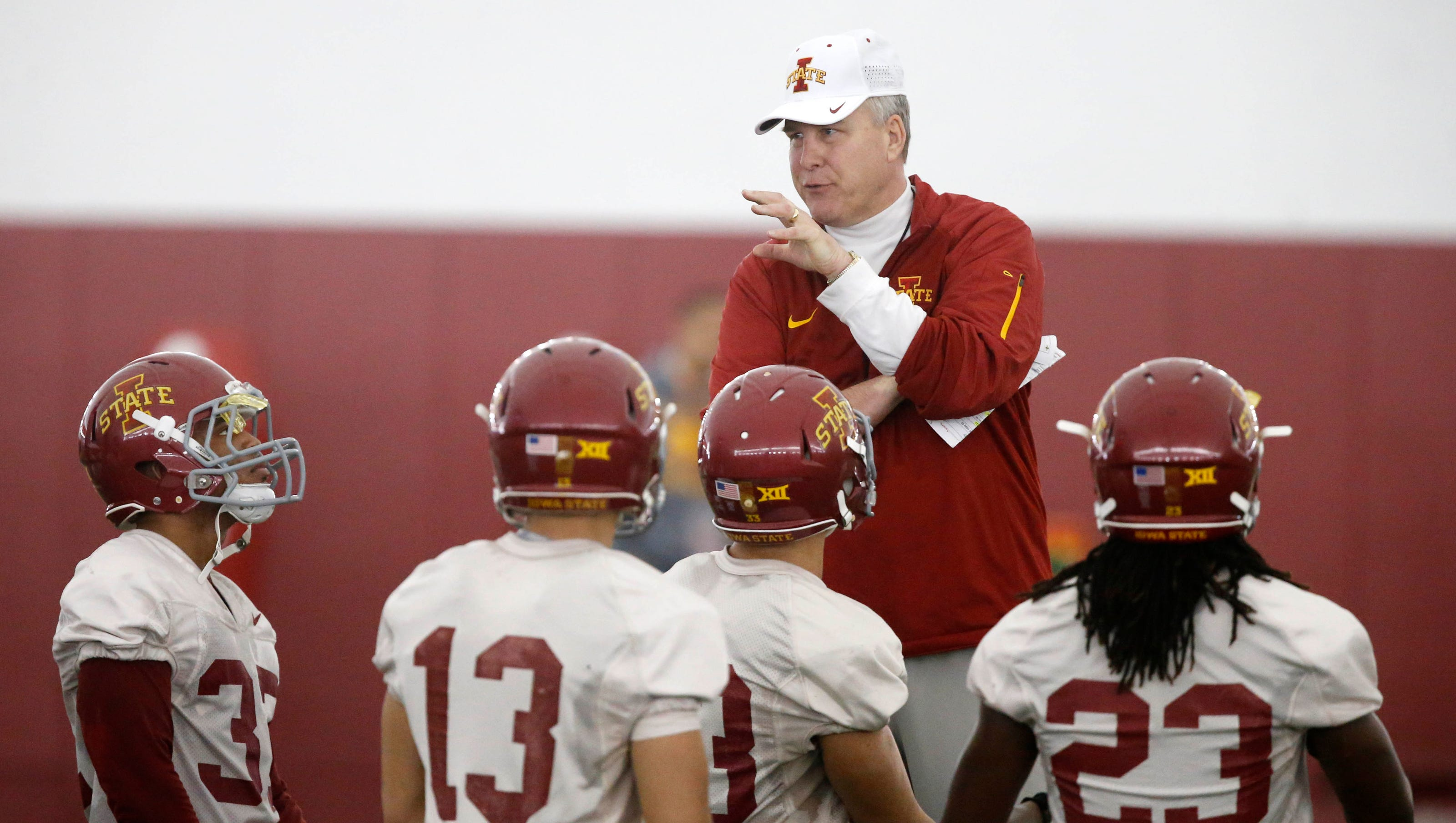 Iowa State Football Raises For Assistants Almost 500 000