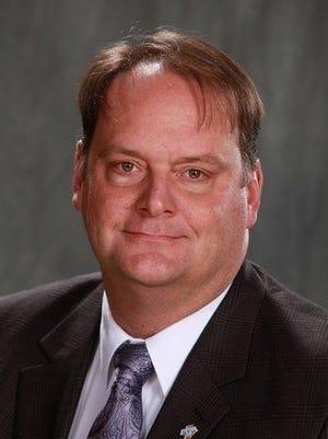 New IHSAA assistant commissioner Paul Neidig,