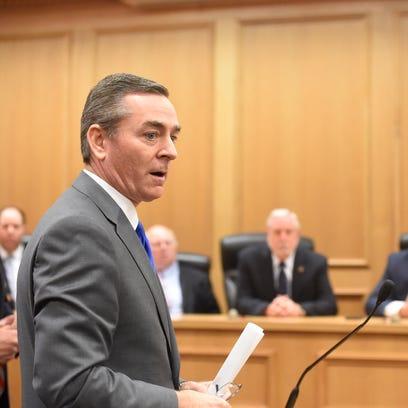 House GOP Caucus Chairman Glen Casada said lawmakers