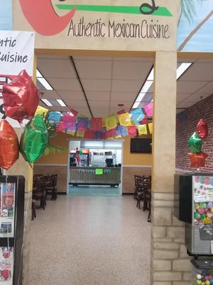 Chilangos Authentic Mexican Cuisine operates inside Fiesta Market at 396 Chrysler Drive, Belvidere.