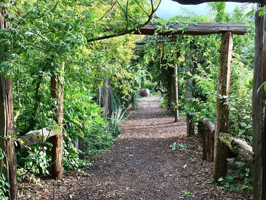 Dancing Oaks Nursery in Monmouth opens its grounds