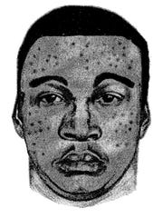Milwaukee police released a sketch of a possible serial