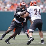 Clarke looking to earn snaps for Bengals