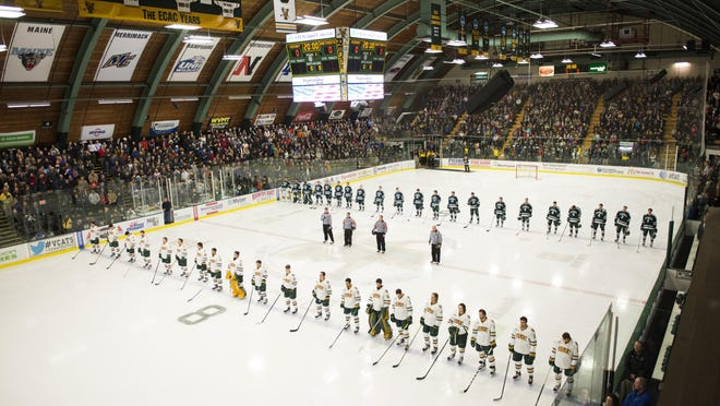 If UVM's arena plans reach the construction phase, Gutterson Fieldhouse will turn into a fitness center for the school's student body.