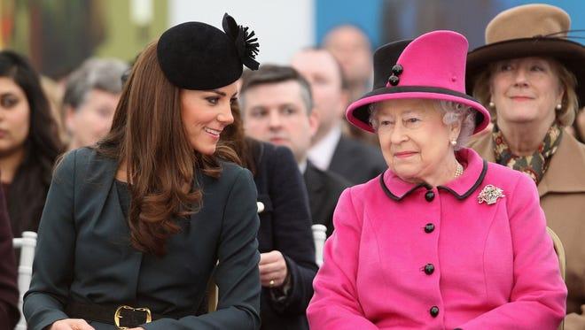 Queen Elizabeth II became Britain's longest-reigning monarch in September 2015.